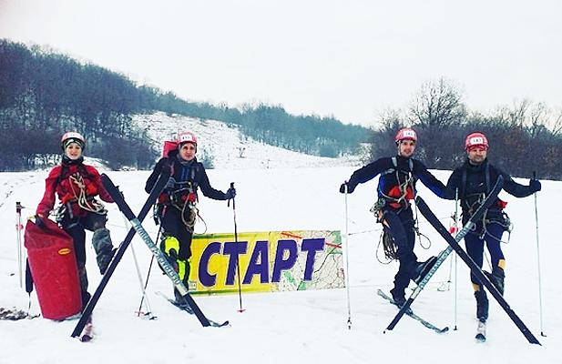 В Глибоцькому районі фінішував Чемпіонат України з лижного туризму