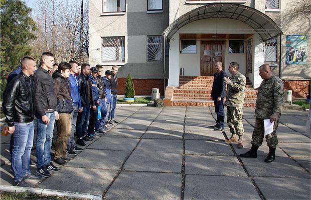 Захист Вітчизни – обов'язок кожного громадянина України