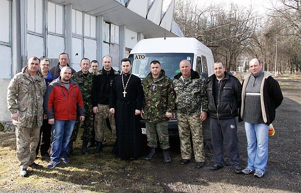 Серцем покликані до милосердя – волонтерський рух допомоги укріїнським військовим