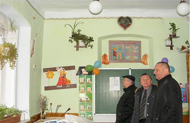 Проінспектовано Кам'янський ДНЗ та Йарданештську школу