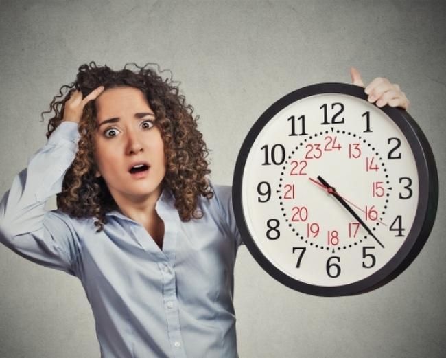 Коли в Україні переводять годинники на літній час в 2017 році?