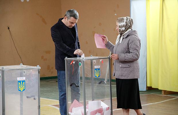 Дострокові вибори сільського голови у селі Кам'янка
