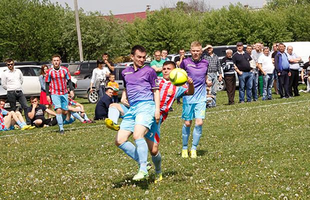 Розпочався чемпіонат Глибоцького району з футболу 2017 року