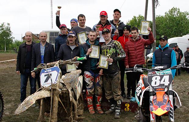 У Глибоці відбувся Четвертий етап Кубку України з мотокросу. Фото