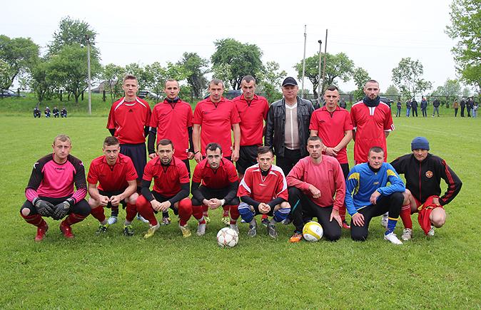 Традиційний турнір пам'яті з футболу