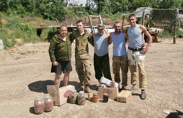 Волонтери при районній раді в черговий раз відправили допомогу військовим у зону АТО