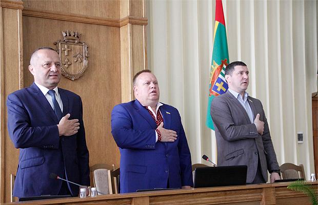 Відбулась ХVІІ сесія Глибоцької районної ради VII скликання