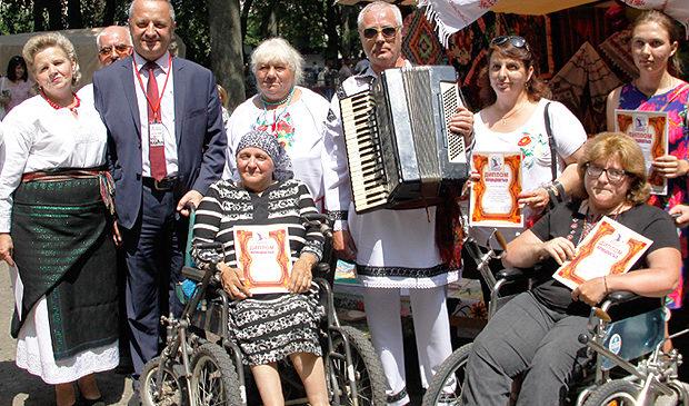 Глибоччани показали свої таланти на фестивалі «На крилах надії»