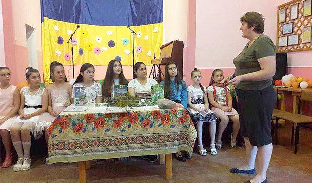 У селі Валя Кузьмина провели захід, що поєднав історію, культуру та… цілющі рослини