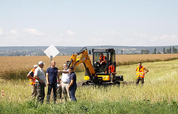 Крига скресла: газифікацію в Глибоці відновлено