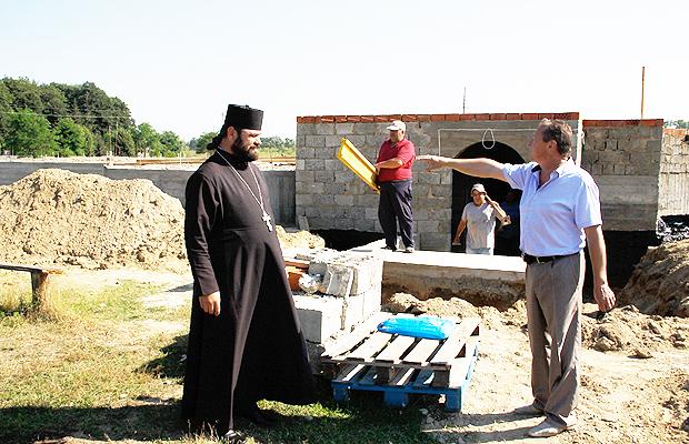 На правому березі річки Сірет у селі Йорданешти постане новий  храм