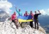Глибоцькі туристи підкорюють Доломітові Альпи та мандрують Європою