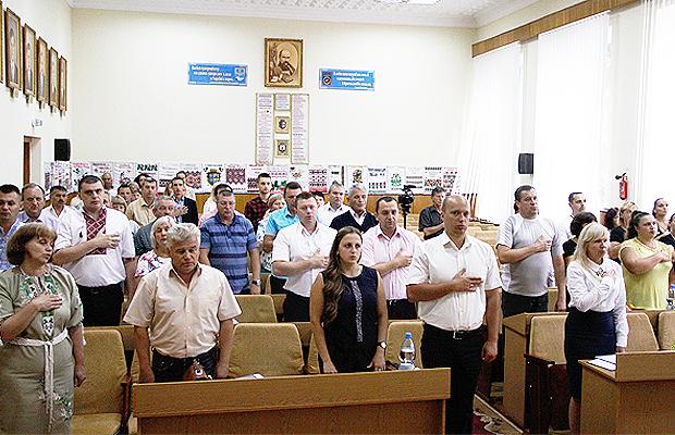 Відбулася перша спільна сесія Глибоцької ОТГ та Черепковецької сільської ради