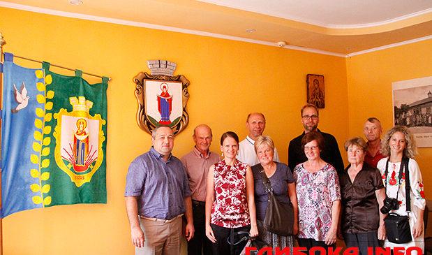 Австрійська родина Йоганнеса Ляйтнера  віднайшла могилу свого дідуся у Глибоці