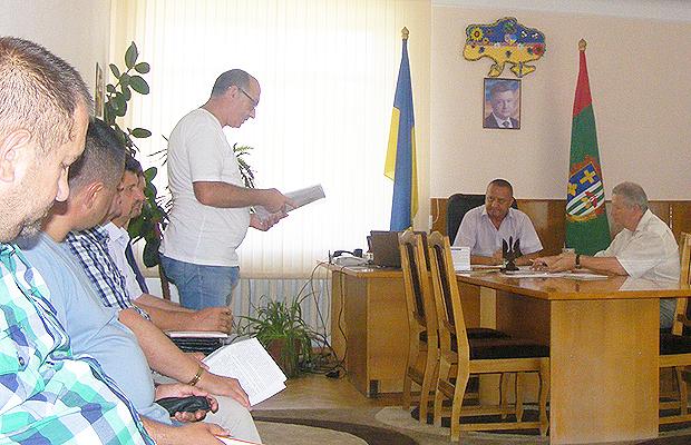 Відбулось чергове засідання комісії з питань ТЕБ та НС