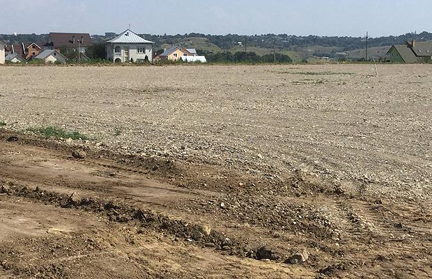 У селі Чагор розпочали будівництво нового сучасного стадіону