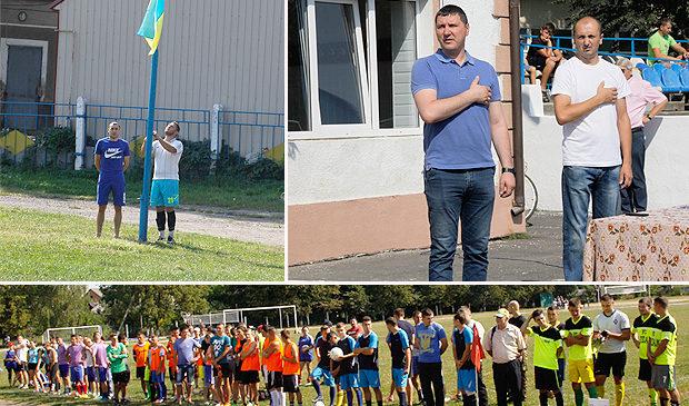 Відбувся фінал спортивних ігор серед команд сільських і селищної рад (ФСК і КФК) Глибоцького району