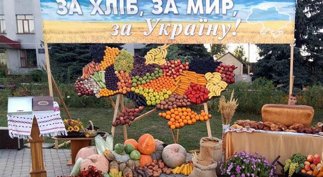 У рамках відзначення 500-річчя Реформації Всеукраїнське свято – День подяки Богові за урожай – відбулося і в Глибоці