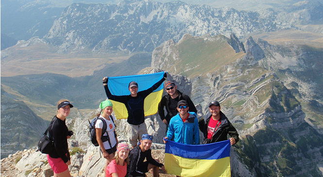 Глибоцькі туристи мандрують Чорногорією