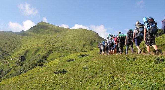 Гірськими стежками – від Мармарос до Чорногори