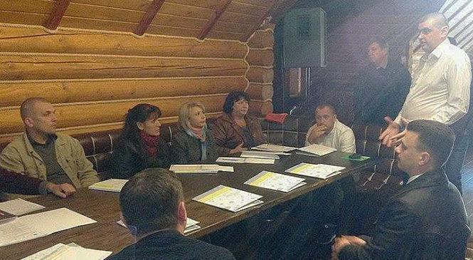 "Представники Глибоцької ОТГ взяли участь у тренінгу ""Енергоефективність та енергетичний менеджмент для об'єднаних громад"""