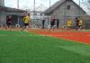 У селі Сучевени відкрили  спортивний майданчик зі штучним покриттям
