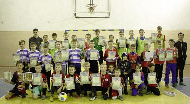Турнір чотирьох з міні-футболу відбувся у Глибоцькому ліцеї