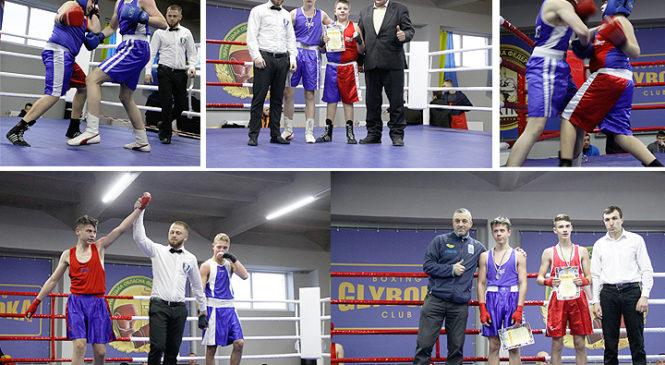 Передноворічний боксерський турнір відбувся у Глибоці