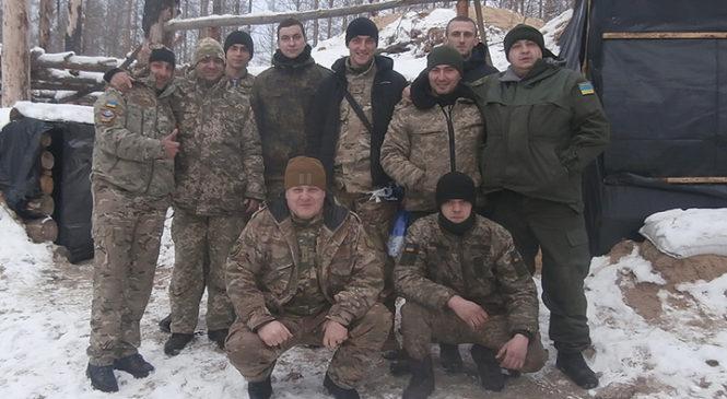 Волонтери при районній раді вкотре доставили допомогу військовим у зону проведення АТО