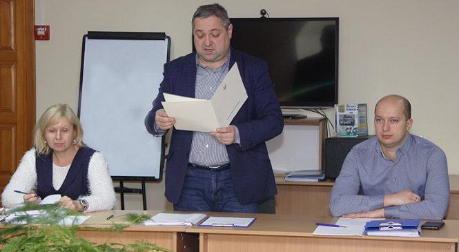 Відбулася позачергова сесія Глибоцької селищної ради VII скликання
