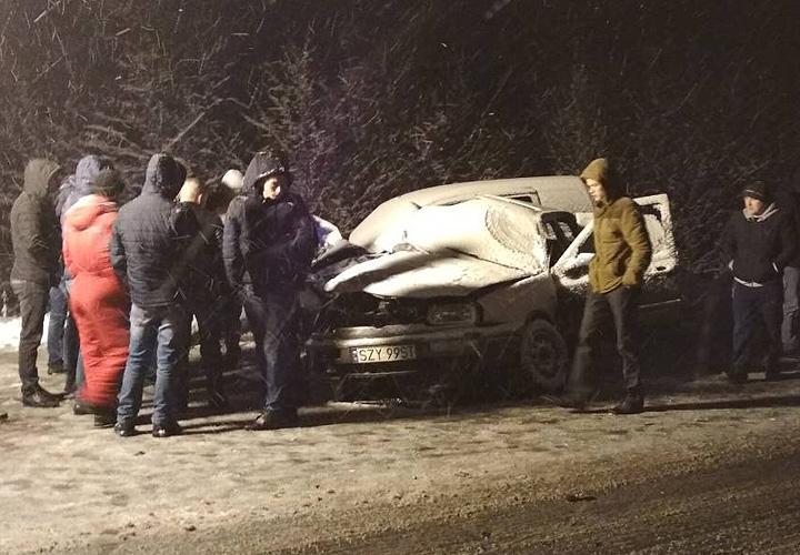 Смертельне ДТП на трасі Чернівці – Тереблече (ФОТО)