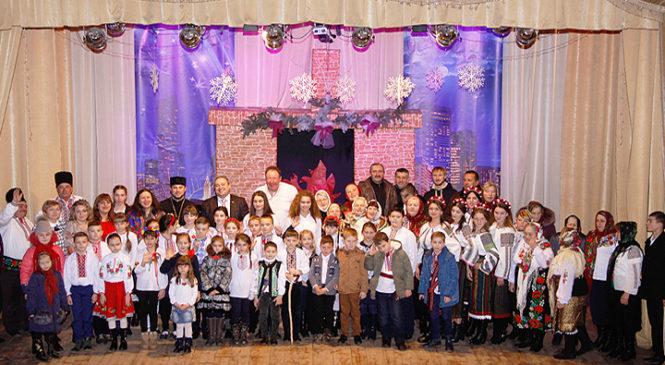 У Глибоці відбувся ІІІ традиційний фестиваль «Різдвяна коляда»