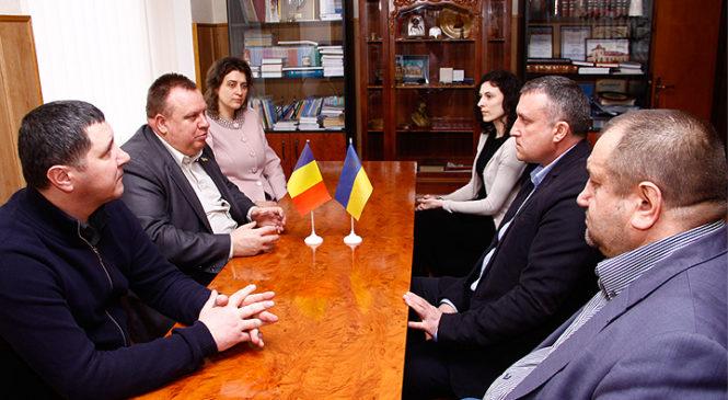 Разом переможемо. Делегація медичних працівників з Румунії відвідала Глибоку