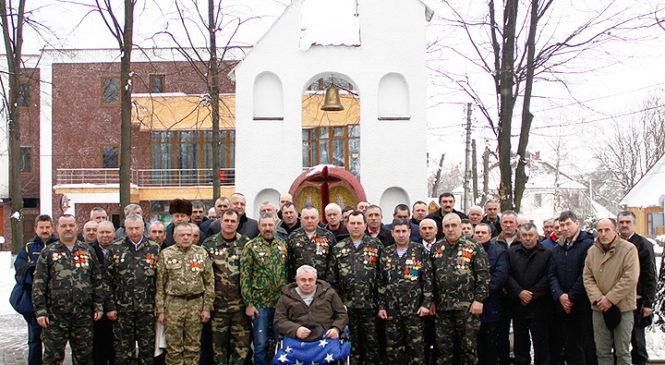 На Глибоччині вшанували учасників бойових дій на території інших держав