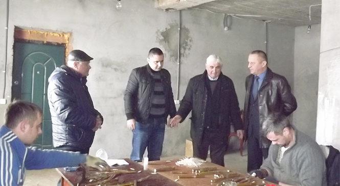 Фермерське господарство «Дубрава» розпочало вирощування садженців горіху