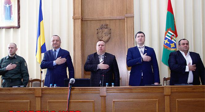 Глибоцька районна рада відзначила 20-річний ювілей