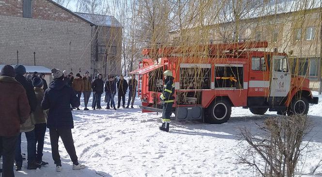 """Всеукраїнська громадська акція """"Запобігти. Врятувати. Допомогти"""""""