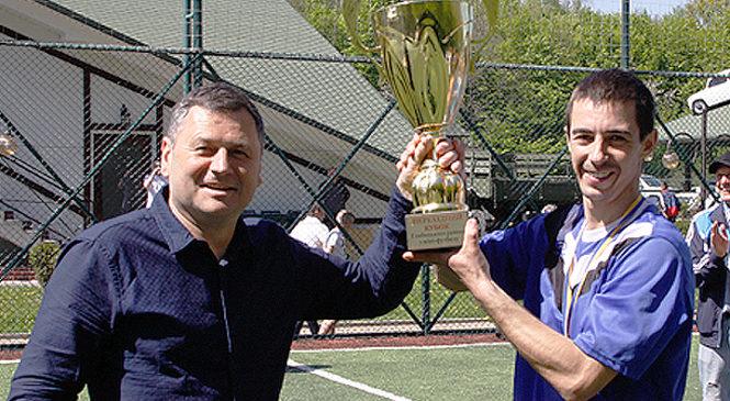 """ФК """"Глибока"""" став володарем Кубку з міні-футболу Глибоцького району 2018 року"""