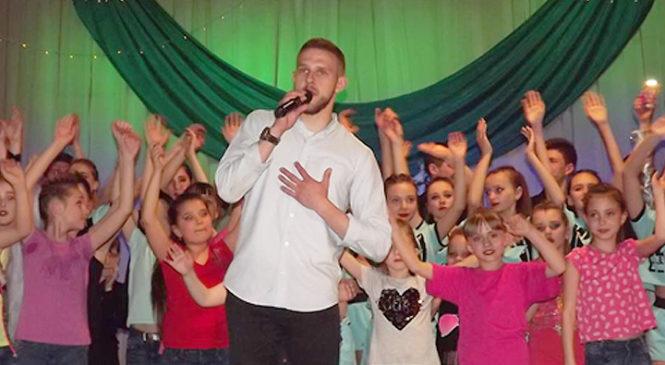 До благодійної акції «Серце до серця» долучився учасник «Голосу країни»