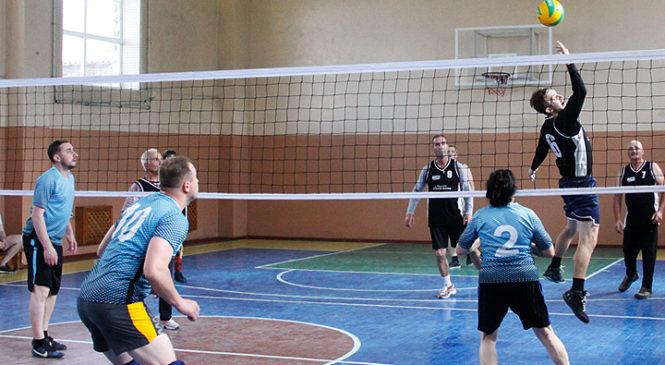 Cпартакіада серед працівників державної служби – волейбол