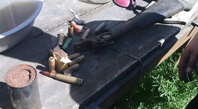 Поліція виявила в помешканні глибочанина набої до зброї