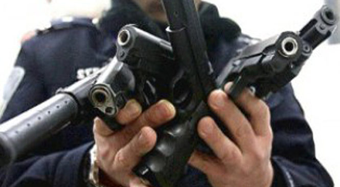 За незаконне поводження із зброєю – кримінальна відповідальність