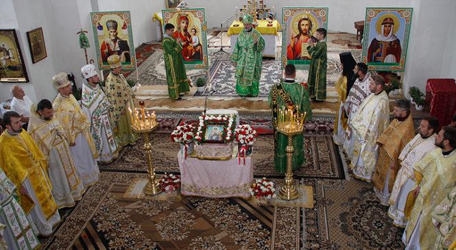 24 липня – престольне Свято у Храмі Святої Рівноапостольної Великої Княгині Ольги у Глибоці