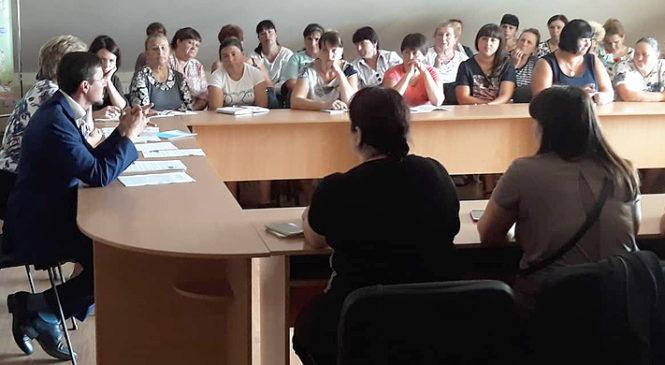 Держпродспоживслужбою в Чернівецькій області були надані рекомендації щодо гігієнічних вимог щодо харчоблоків та продуктів харчування