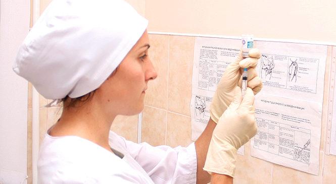 Щеплення – дієвий захист від небезпечних хвороб