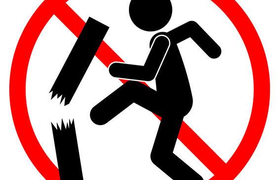 Хуліганські дії – неприпустимі