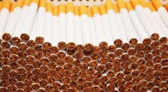 На Буковині на кордоні вилучили контрабанду цигарок на 2 млн грн