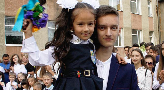 1 вересня – День знань в Україні та у Глибоцькому районі