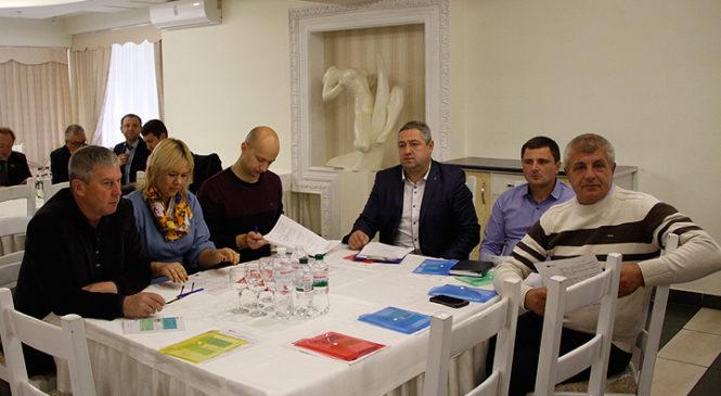 Представники Глибоцької об'єднаної територіальної громади взяли участь у конференції економічного розвитку