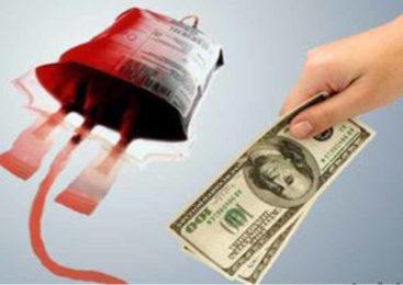 Шахрайство на донорстві крові, коли лицемір'ю немає межі